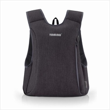 1 Year Warranty ~ Terminus Men High Quality Slimmac Backpack Bag