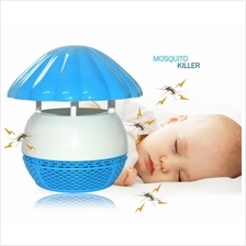 Electrical Mosquito/Insect Killer/Trap With LED Lamp/Sunction Fan