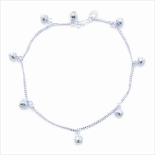 Elfi 925 Genuine Solid Silver Tinkerbell Anklet SA-4M