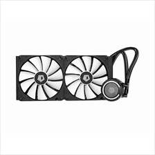 ID-COOLING FROSTFLOW PLUS 280 CPU COOLER (WHITE)