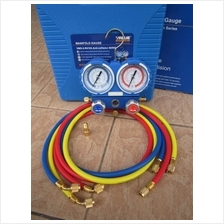 Value R410A Anti-Collision Manifold Gauge Set