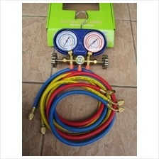 MY Professional Dual Brass Refrigeration Manifold Gauge Set