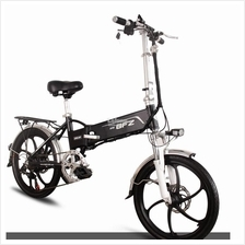 [YASU]folding electric bicycle / 36 / 48V lithium battery / electric