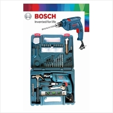 Bosch GSB 500W 10mm Impact Drill Set + Extra 100pcs Accessory