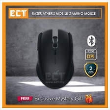 Razer Atheris Mobile Gaming Mouse - Dual 2.4GHz and Bluetooth LE connectivity