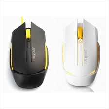 James Donkey 112/102 LED Light Wired / Wireless Gaming Mouse 6 button