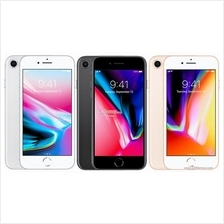 Apple iPhone 8 64GB / 256GB 4G LTE Local Malaysia set 1 year warranty