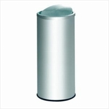 Stainless Steel Litter Bin FT031SS Free Delivery Klang Valley No GST