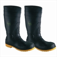Safety Wellington Boots Black WP ST SMS R291MSTC Del Inclusive No GST