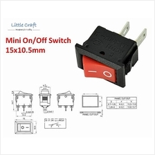 Arduino Robot KCD1-11-2P On/Off Mini Power Switch