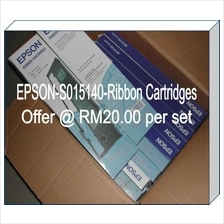 S015140  Epson ribbon cartridges