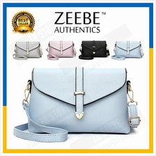 ZEEBE Authentic Korean Premium Leather Fashion Shopper Bag ZAB1003