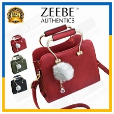 ZEBEE Authentics Korean Premium Leather Fashion Shopper Bag ZAB1004