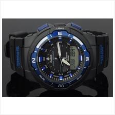 CASIO Sports Gear Twin Sensor Watch SGW-500H-2BVDR