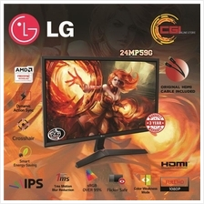 LG 24' 24MP59G FHD IPS Gaming LED Monitor