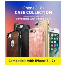 [Ori] iPhone 8/8 Plus 7/7 Plus - Ringke FUSION AIR PRISM MAX Case