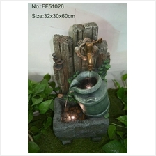 WATER FOUNTAIN FF51026 FENG SHUI WATER FEATURE HOME DECO