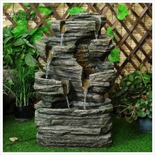 WATER FOUNTAIN FF71013 FENG SHUI WATER FEATURE HOME DECO