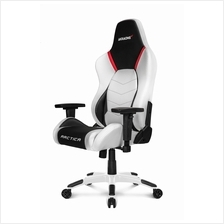 # AKRacing ARCTICA GAMING CHAIR # White Color / Free Shipping