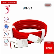 OnePlus 3 3T 5 5T 6 - Ori Dash Type C Data Charging Cable