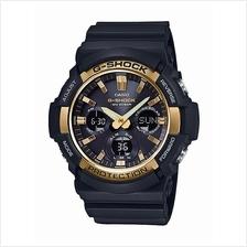 Casio G-Shock Big-case Gold Bezel GAS-100G-1ADR