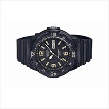 Casio Men Analog Watch MRW-200H-1B3VDF