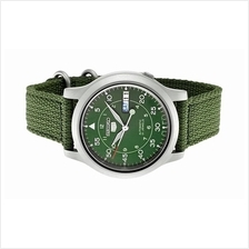 Seiko 5 Automatic Military Nylon Watch SNK805K2