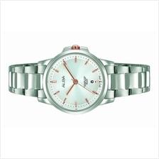 Alba Ladies Date Watch VJ22-X241SRGS