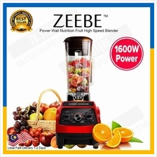 ZEEBE 1600W Power Juicer Wall Full Nutrition Fruit High Speed Blender