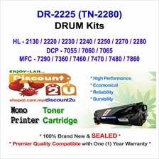 Brother DR2225 HL2130 2280 DRUM Compatible * NEW SEALED *