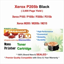 Xerox P205 215 M205 215 Toner Compatible * NEW SEALED *