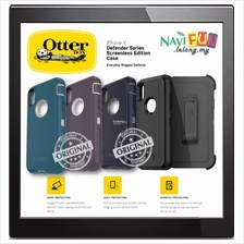 ★ OtterBox iPHONE X Rugged Defender Screenless series CASE