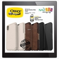 ★ OtterBox iPHONE X STRADA SERIES FOLIO CASE