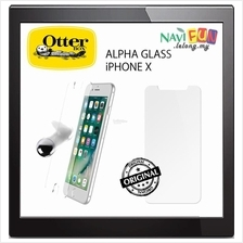 ★OtterBox iPHONE X ALPHA GLASS SCREEN PROTECTOR