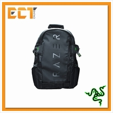 Razer Rogue Backpack - Tear And Water Resistant Exterior, TPU Padded Scratch P