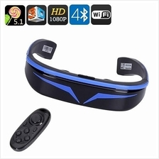 ★ 98 Inch 3D Smart Video Glasses With Bluetooth Remote (WSG-12B)