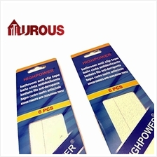 High Power Bathroom Floor Anti Slip Non Slip Shower Strips Tape 2cm x 38cm (Tr