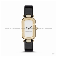 MARC BY MARC JACOBS MJ1487 The Jacobs 2-hand Leather Strap White Black