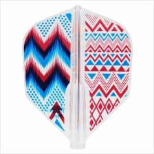 COSMO FIT FLIGHT AIR - NAVAJO PATTERN RED [SHAPE]
