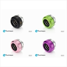 # Touchaqua G1/4 Tighten Fitting For Hard Tubing OD14MM # 6 Color Avlb
