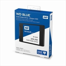 # WESTERN DIGITAL Blue 3D NAND SSD  # 2.5' & M.2 / 250GB ~ 2TB