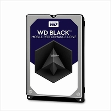 "# Western Digital Black - 2.5"" Laptop HDD # 500GB 