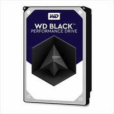 # Western Digital Black - 7200 RPM 3.5' Performance HDD # 1TB ~ 6TB