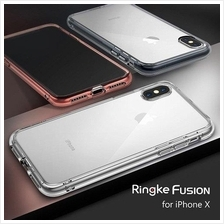 [Ori] iPhone X | 10 - Ringke Fusion | Slim | Air | Air Prism | Onyx
