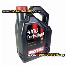 Motul 4100 Turbolight 10W40 Semi Synthetic Engine Oil 4L