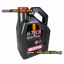 Motul H-Tech 100 Plus 5W30 Fully Synthetic Engine Oil 4L