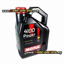 Motul 4100 Power 15W50 Semi Synthetic Engine Oil 4L