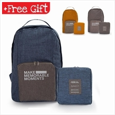 Transformable Trendy Quality Backpack Foldable Bag Storage For Hand Ca