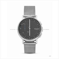 SKAGEN SKT1113 Signatur Connected Hybrid Smartwatch Mesh Bracelet Grey