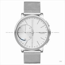 SKAGEN SKT1100 Hagen Connected Hybrid Smartwatch Mesh Bracelet Silver